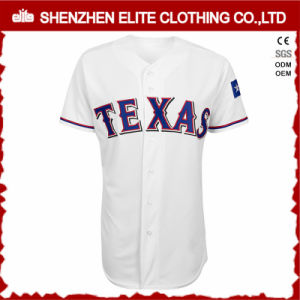 Dri Fit Custom Blank Baseball Jerseys Wholesale pictures & photos