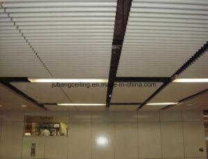 Hanging Aluminum Round Pipe Ceiling