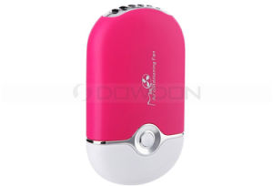 400mAh Mini Portable Hand Held Desk Air Conditioner Humidification Cooling Fan pictures & photos