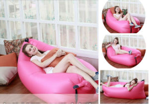 Carries 2016 High-Qua Outdoor Air Filled Sofa Inflatable Nylon Lounger pictures & photos