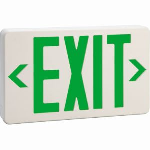 Exit Light Emergency Light Rechargeable LED pictures & photos