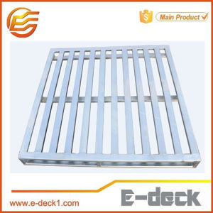 Hot DIP Galvanized Finish Steel Pallet