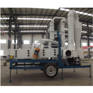 Mung Bean Cleaning Machine / Soybean Cleaner with Best Price pictures & photos