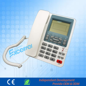 Pabx Hotel Telephone CDX-PA001 with Caller ID pictures & photos
