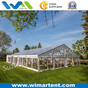20X25m Clear PVC Heavy Duty Wedding Tent pictures & photos