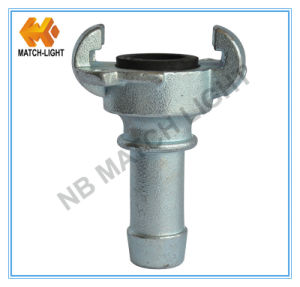 Carbon Steel Male Bsp Australia Type Claw Air Hose Coupling pictures & photos