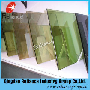 Reflective Glass/Tinted Glass with Different Color pictures & photos
