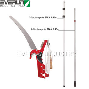Telescopic Tree Pole Pruner Saw (ER010106) pictures & photos