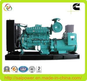 200kw/250kVA 50Hz Open Type Diesel Generator Set with Cummins Engine (NT855-G1A)