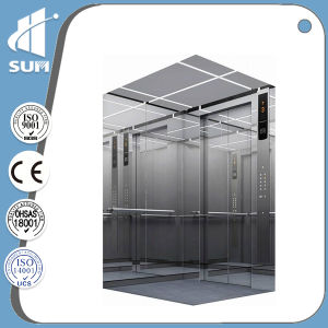 Passenger Elevator of Speed 0.5m/S with Ce Certificate pictures & photos