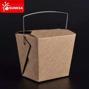 16oz 24oz 26oz 32oz Disposable Paper Chinese Food Noodle Box pictures & photos