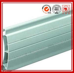 Corrosion Resistant Aluminum Roller Shutter Profile 6063 pictures & photos