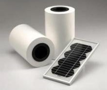 High Transmittance UL Approved Polyester Film for Solar Battery Use pictures & photos