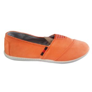 Colorful Stylish Casual Flat Sole Slip-on Casual Shoes Cheap Loafers pictures & photos