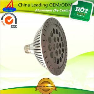 Precison Aluminum Radiator Casting Spot Light LED Heatsink pictures & photos