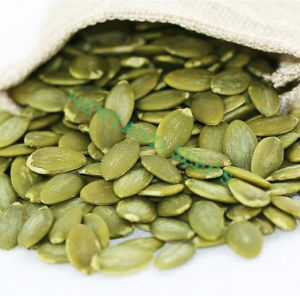 Green Pumpkin Seeds Kernels Grade a/AA for Food pictures & photos