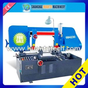 Made in China Ce Approved CNC Bandsaw Metal Cutting Machine pictures & photos