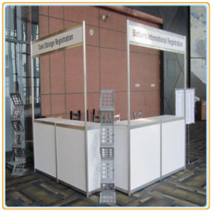 Indoor and Outdoor Advertising Octanorm Counters pictures & photos
