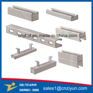 Hot DIP Galvanized Steel Channel pictures & photos