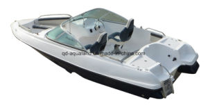 China Aqualand 17feet 5.2m Fiberglass Motor Boat/Speed Bowrider/Motor Boat (170) pictures & photos