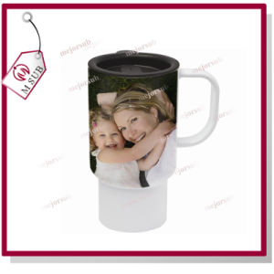 14oz White Stainless Steel-Full Sublimation Mugs by Mejorsub pictures & photos