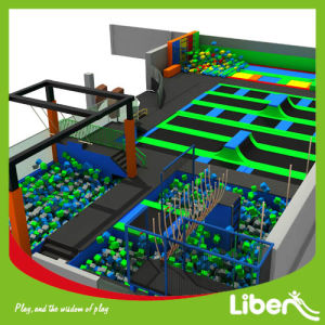 Professional Trampoline Park Design for Kids Play Zone pictures & photos