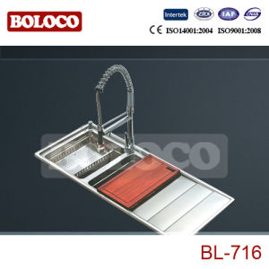Steel Sink Bl-716 pictures & photos