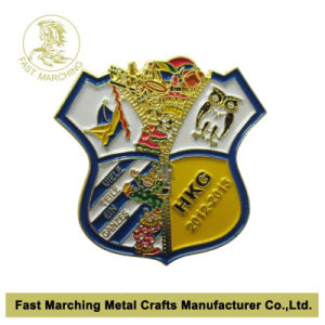 Manufacturer Carnival Metal Iron Brass Lapel Pin Badge