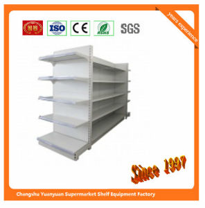 Wall Shelves Shop Storage Supermarket Shelving Wall Gondola 08085 pictures & photos