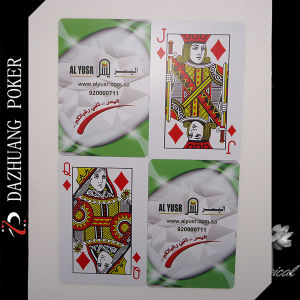 Al Yusr Promotional Plastic Playing Cards for Arabic Market pictures & photos