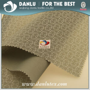 PU Coated Fabric for Lining of Handbags pictures & photos