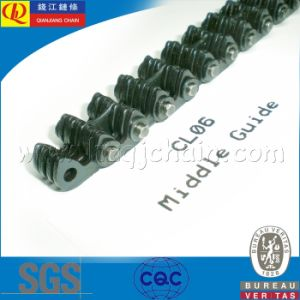 Precision Flank Contact Silent Chain with Middle Guide pictures & photos