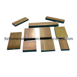 Bimetallic Explosive Clad Wear-Resistant Slide Bearing Liner Plate pictures & photos