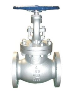 API Cast Steel Globe Valve pictures & photos