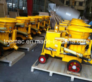 Wet-Mix Shotcrete Machine for Construction From Manufactory pictures & photos