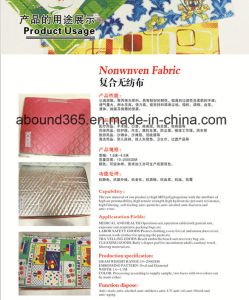 Automatic Spunbond Nonwoven Fabric Making Machine pictures & photos