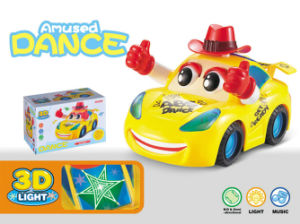 B/O Dancing Car Battery Operated Toy for Kids (H6614042) pictures & photos