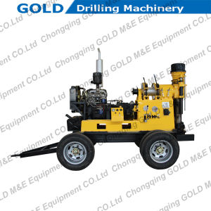 Hydraulic Drill Machine High Efficiency Water Well Drilling Rig pictures & photos