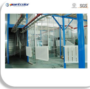 Electric Equipment Automatic Powder Coating Line pictures & photos