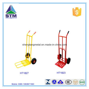High Quality&Heavy Duty Hand Trolley pictures & photos