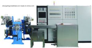 Zd-60+35 Double (Triple) Layer Co-Extrusion High-Speed Extrusion Machine pictures & photos