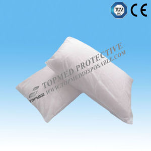 Nonwoven Disposable Pillow Case, Plastic Paper Pillow Case Waterproof pictures & photos