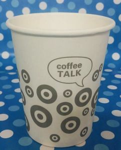 Coffee Paper Cup with Lids Po109 pictures & photos