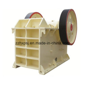 PE500*750 Chrome Ore Jaw Crusher Machine for Sale pictures & photos