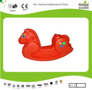 Kaiqi Children′s Plastic Animal Rider Toy for Playground - Horse (KQ50136K) pictures & photos