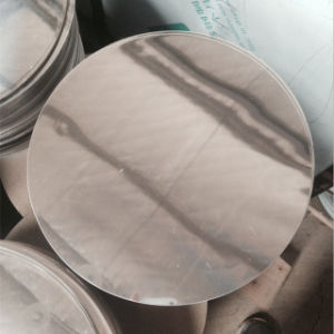 201 Ddq Cold Rolled Stainless Steel Circle pictures & photos