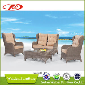 Luxury Round Rattan Furniture Sofa (DH-193) pictures & photos