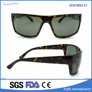Men′s High Quality Fashion Tortoise Frame Eyewear pictures & photos