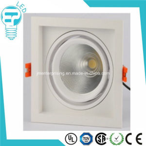 Single LED 15W Square Recessed LED Downlight pictures & photos