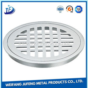 Custom Iron/Stainless Steel Sheet Metal Fabrication Stamping for Toilet Drain pictures & photos